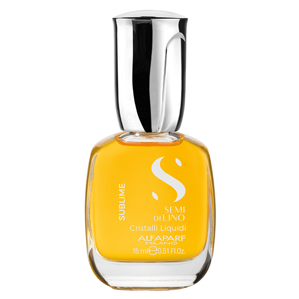 ALFAPARF SEMI DI LINO CRISTALLI LIQUIDI LEAVE-IN OIL 30ml