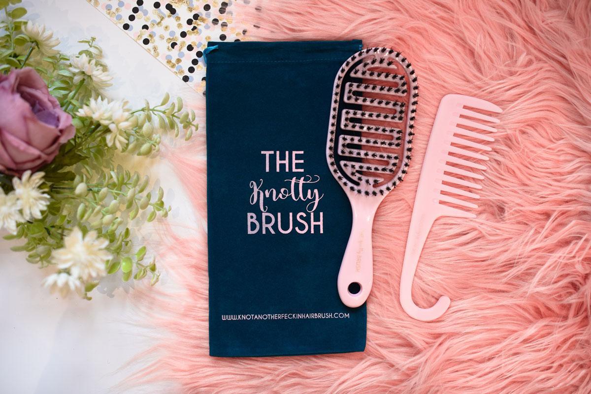 The Knotty Brush